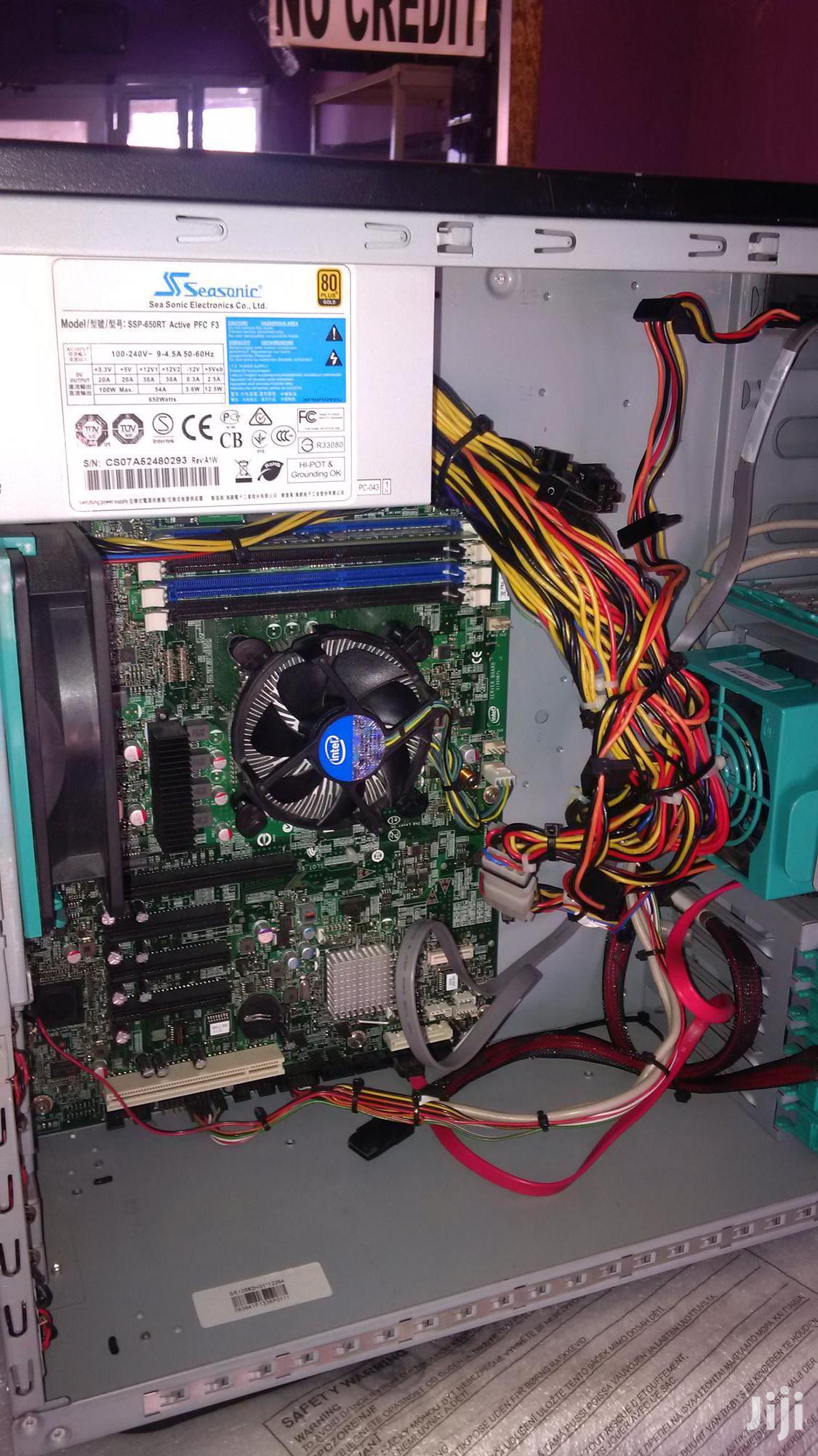 Archive: Server 4GB Intel Xeon HDD 500GB