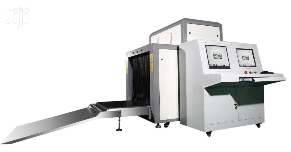 Archive: Airport/Hotel X-ray Baggage Security Scanner