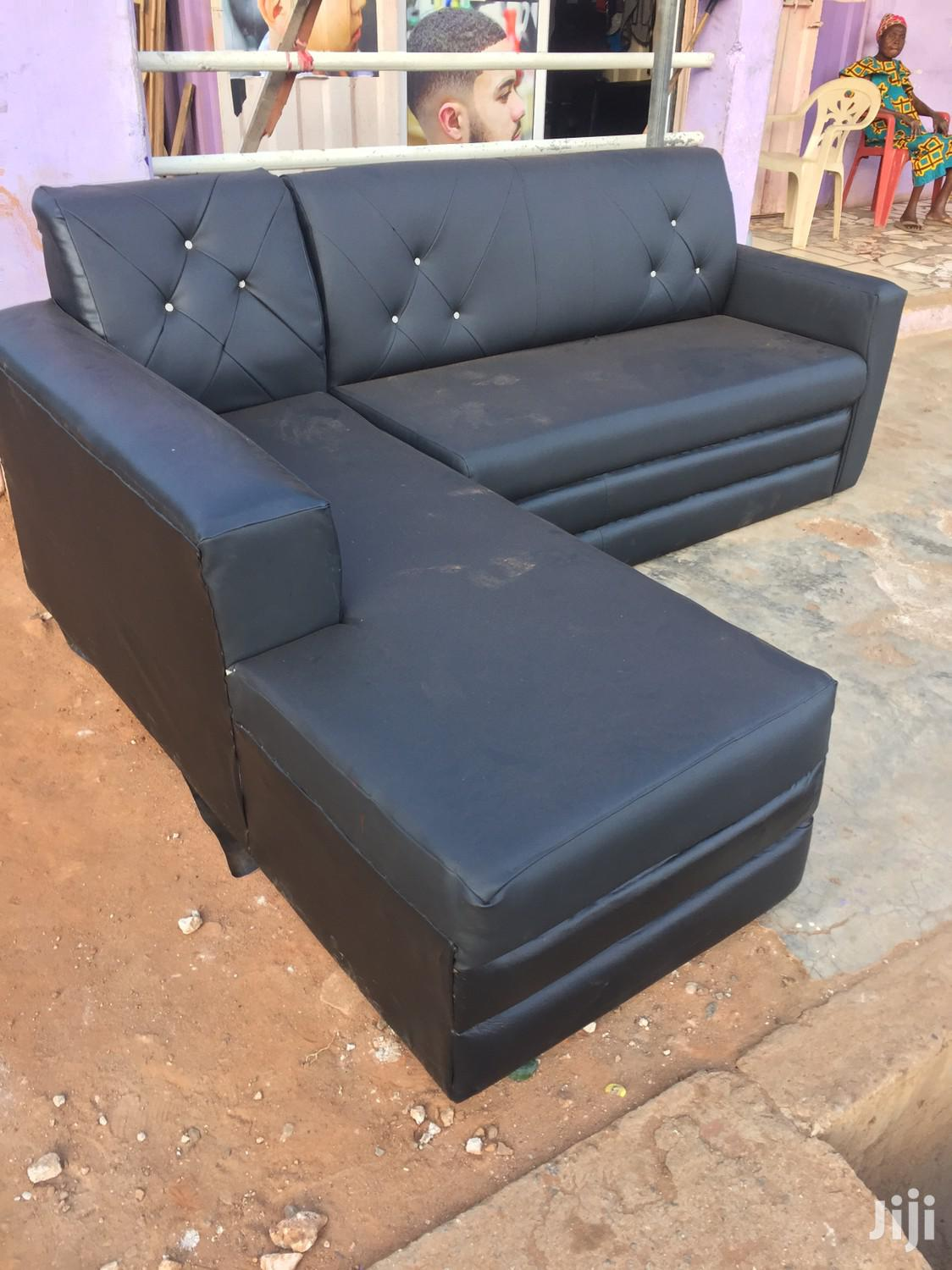Affordable L Shaped Sofa at a Cool Price. | Furniture for sale in Cantonments, Greater Accra, Ghana