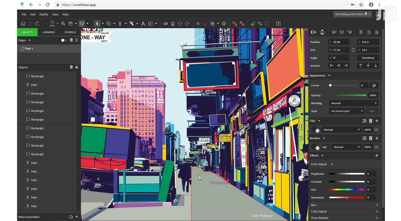 Coreldraw Graphics Suite 2019 For Win/Mac | Software for sale in Kumasi Metropolitan, Ashanti, Ghana