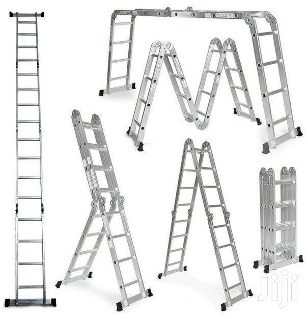 Foldable Aluminum Ladders
