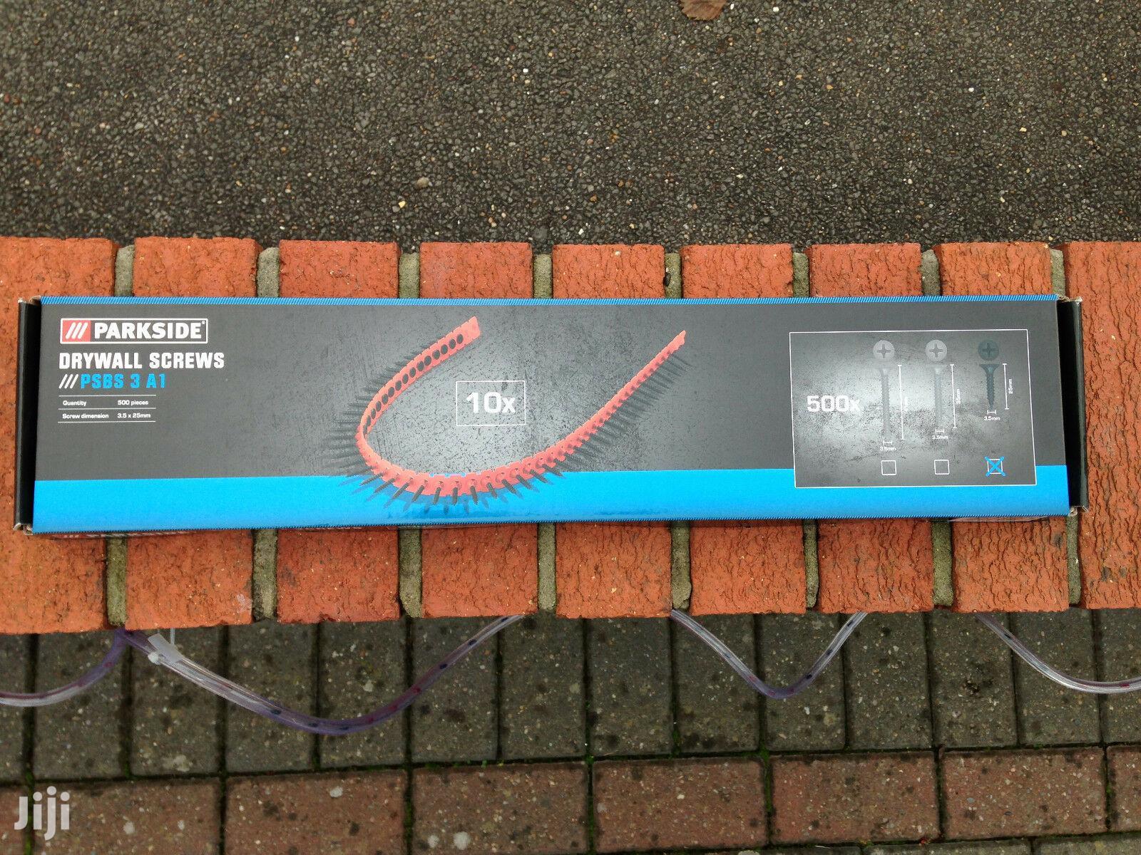 Parkside Drywall Screws 10 X / PSBS 3 A1 500 Pieces