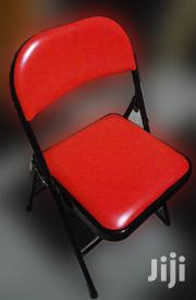 Nice Quality Leather Foldable Chair Available In Different Types   Furniture for sale in Greater Accra, Accra Metropolitan