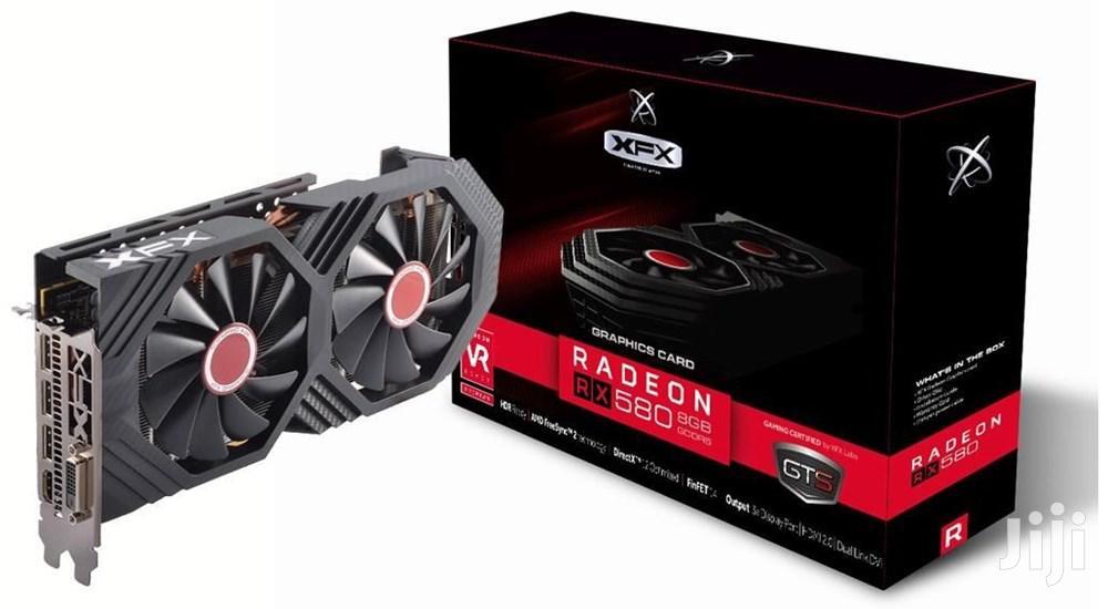 Archive: XFX Radeon RX 580 GTS XXX Edition 8GB Graphics Card