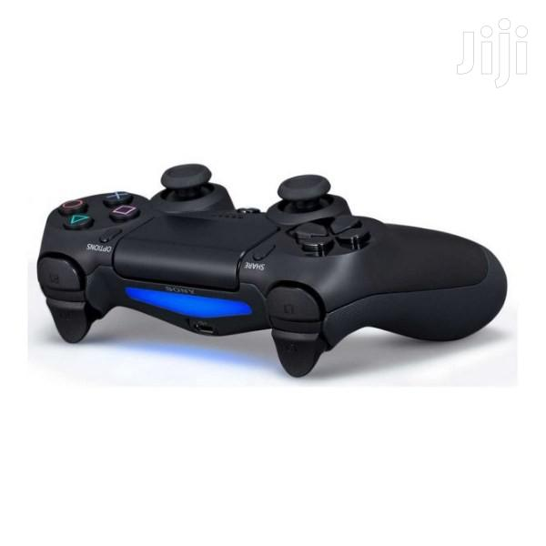 PS4 Dualshock 4 Wireless Controller Black | Accessories & Supplies for Electronics for sale in Accra Metropolitan, Greater Accra, Ghana