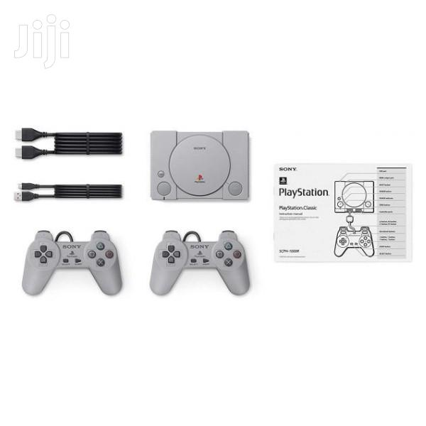 Playstation Classic, Official by Sony 2018