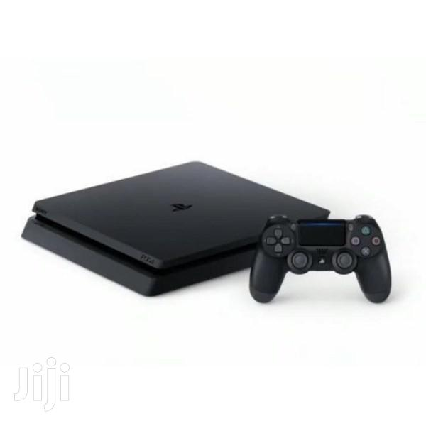 Sony Playstation 4 Slim 500 GB Bundle With 3 Free Games