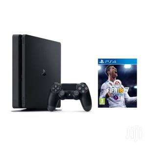 Playstation 4 (1TB ) FIFA18 + Extra Dualshock Controller | Video Game Consoles for sale in Greater Accra, Accra Metropolitan