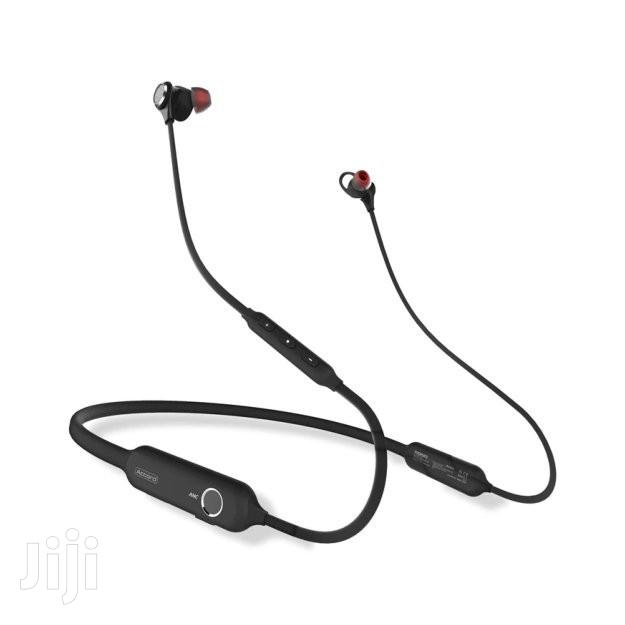 ACCORD Wireless Active Noise Cancelling Earphones With Mic