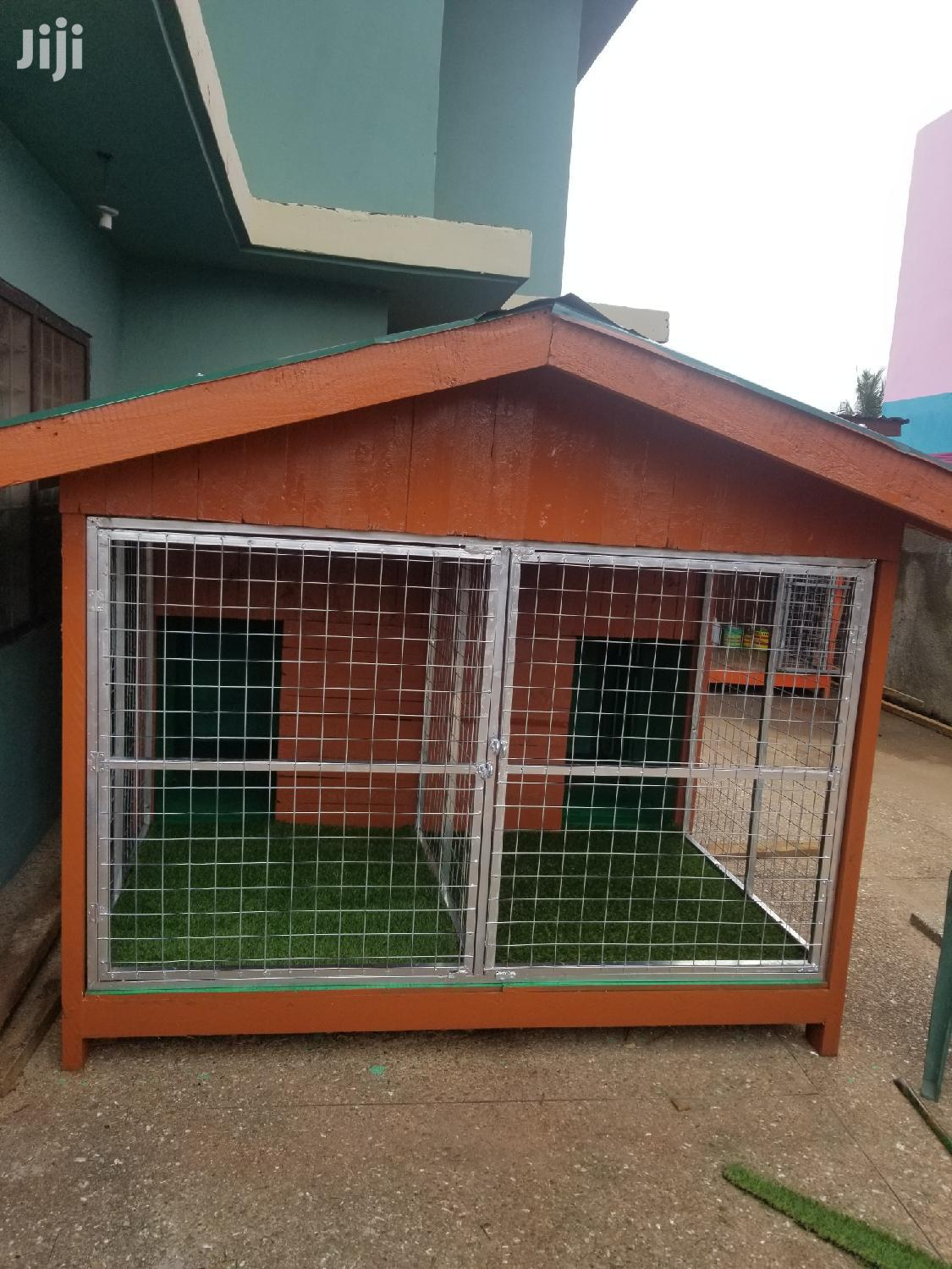 Dog Cage/Kennel | Pet's Accessories for sale in Kwashieman, Greater Accra, Ghana