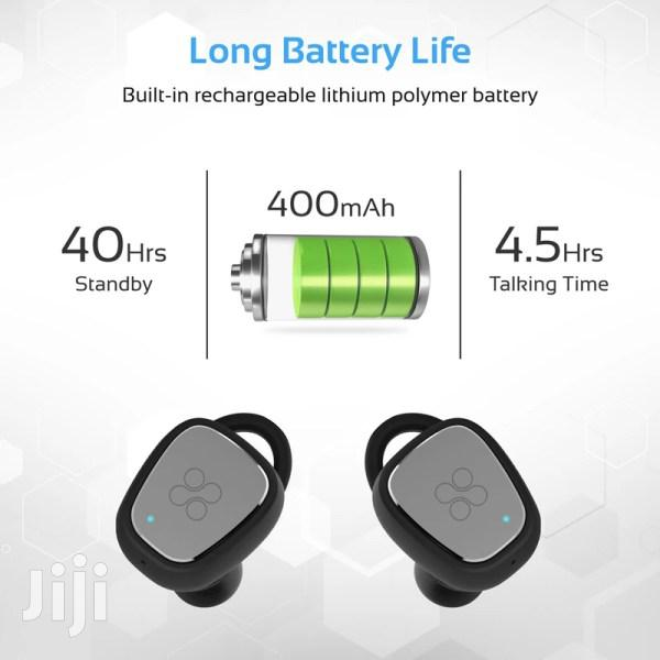Promate Trueblue-2 Wireless Stereo Earbuds +Charging Case | Accessories & Supplies for Electronics for sale in Accra Metropolitan, Greater Accra, Ghana