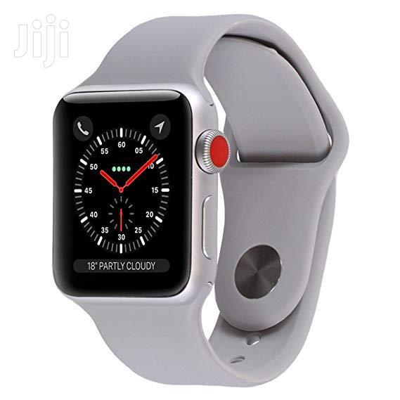 Apple Watch Series 3 GPS 38mm White Space Grey