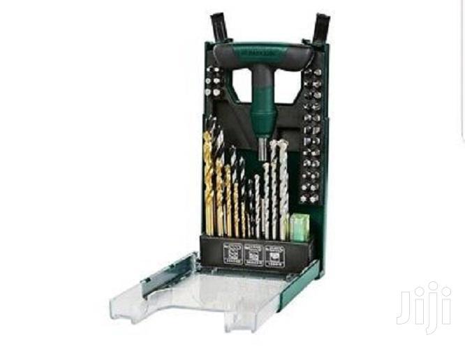 Parkside Drill Bit Set -50 Pcs PBBS2 A1