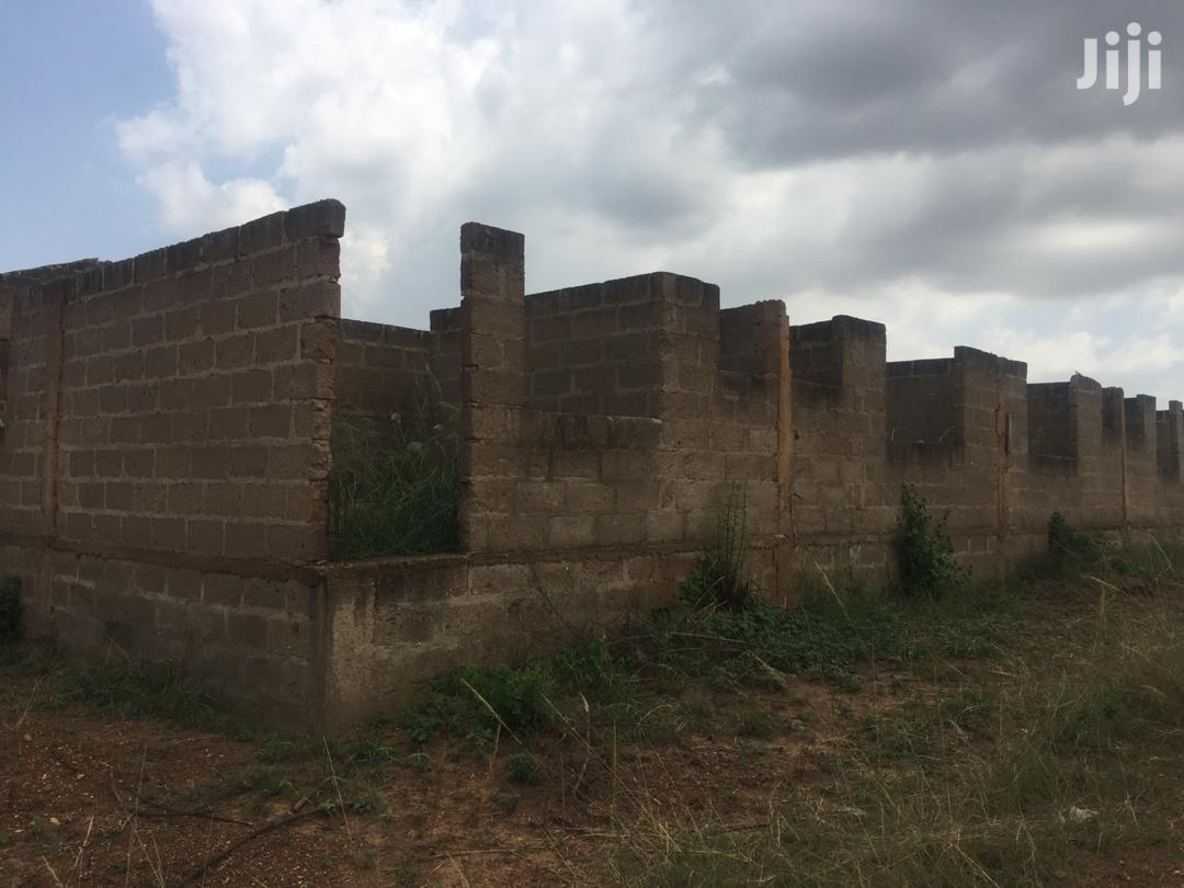 Uncompleted House for Sale at Adenta Katamanso