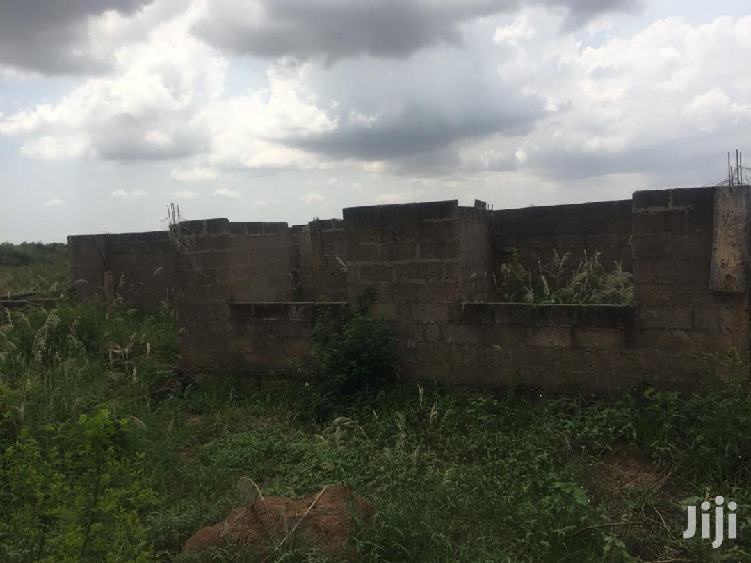 Uncompleted House for Sale at Adenta Katamanso | Land & Plots For Sale for sale in Adenta Municipal, Greater Accra, Ghana