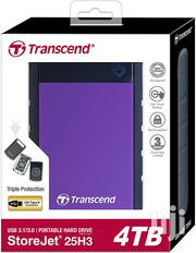 4tb Transcend External Hard Drive | Computer Hardware for sale in Greater Accra, Osu