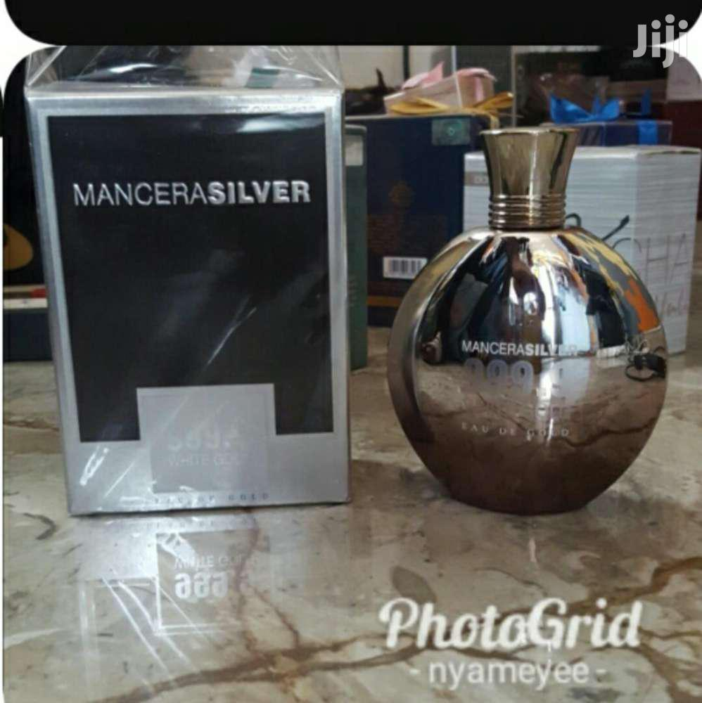 MANCERASILVER PERFUME | Fragrance for sale in Korle Gonno, Greater Accra, Ghana