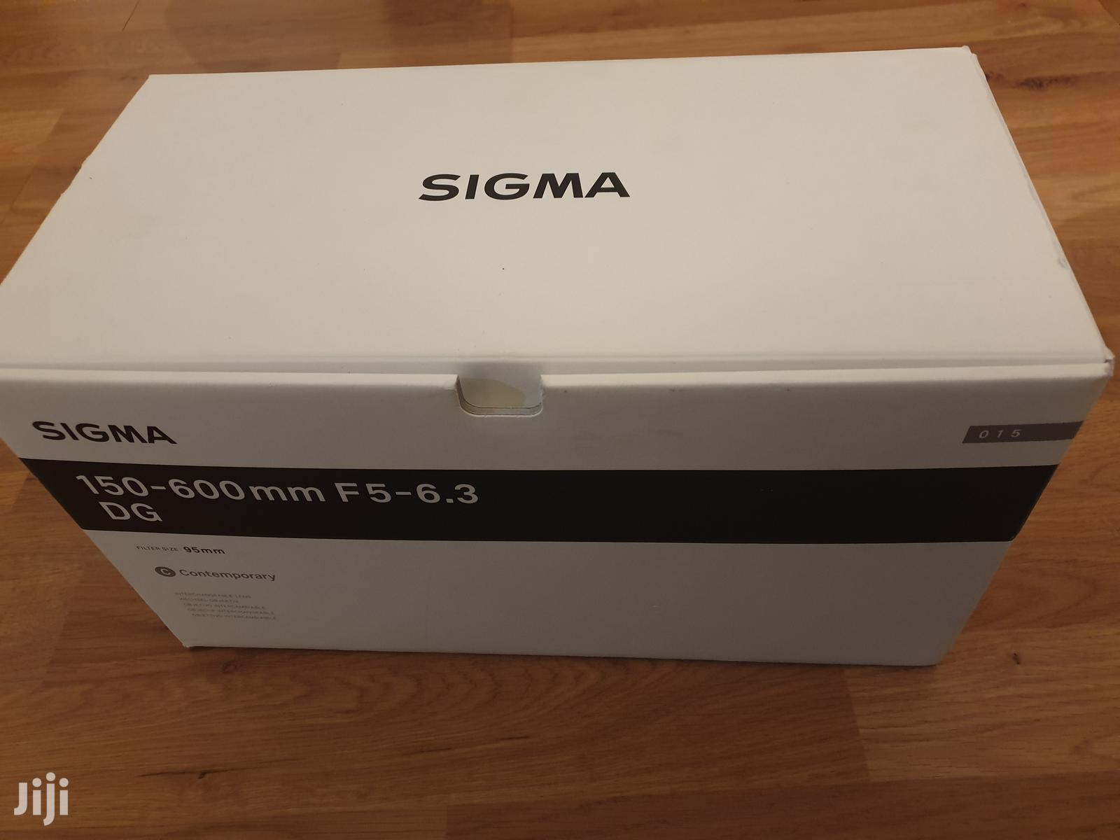 Canon Fit Sigma 24-105mm F4 Dg Art Lens | Accessories & Supplies for Electronics for sale in Kokomlemle, Greater Accra, Ghana