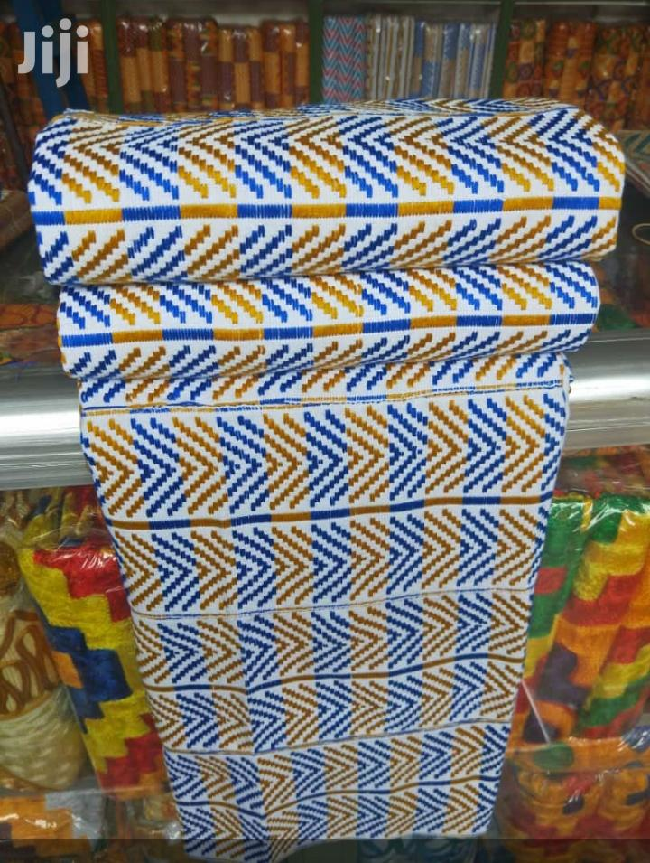 Beautiful and Quality Weaved Bonwire Kente