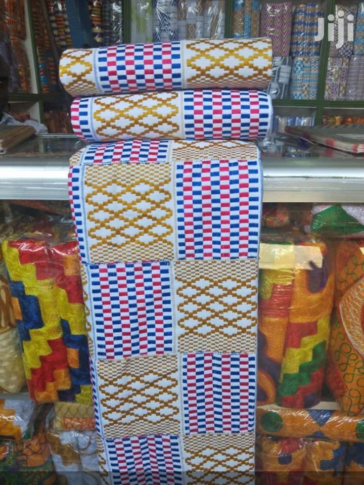 Beautiful and Quality Weaved Bonwire Kente   Clothing for sale in Accra Metropolitan, Greater Accra, Ghana