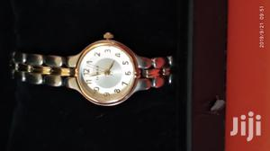 Stainless Steel Two Tone Lorus Ladies Snappy Casual Quartz 23mm Watch
