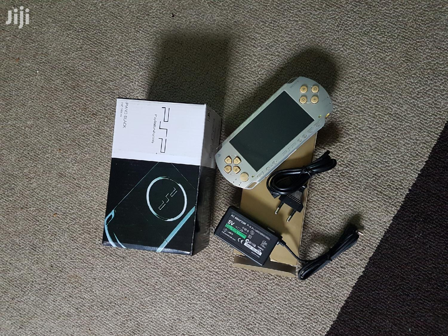 Archive: Brand New Psp Loaded 40games