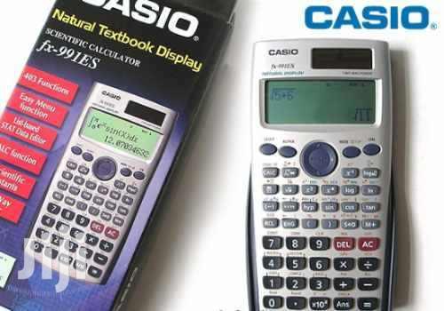 Casio Fx 991 ES Scientific Calculator