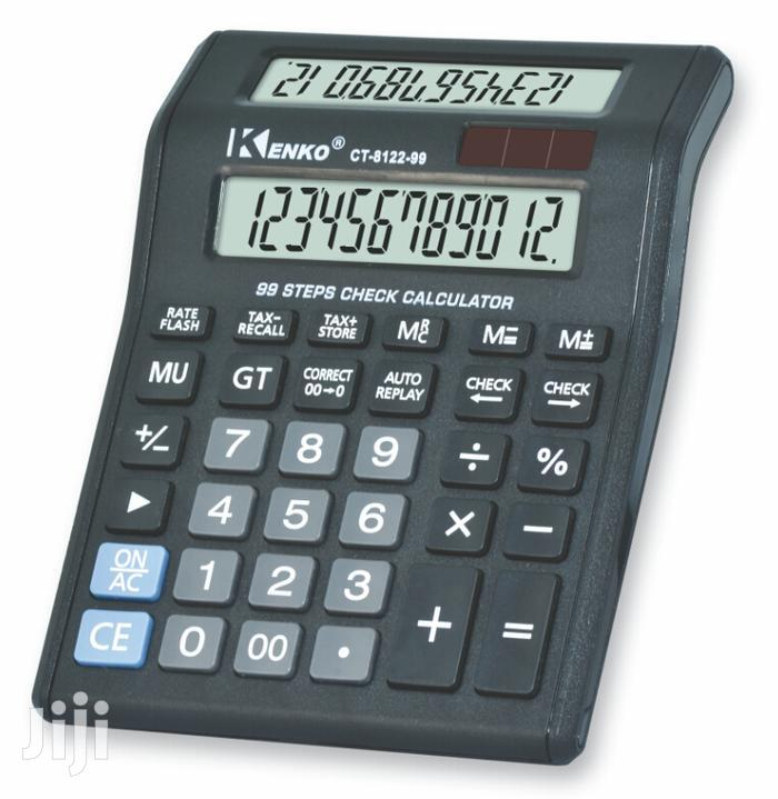 Archive: Kenko Kk 8122-12 Calculator