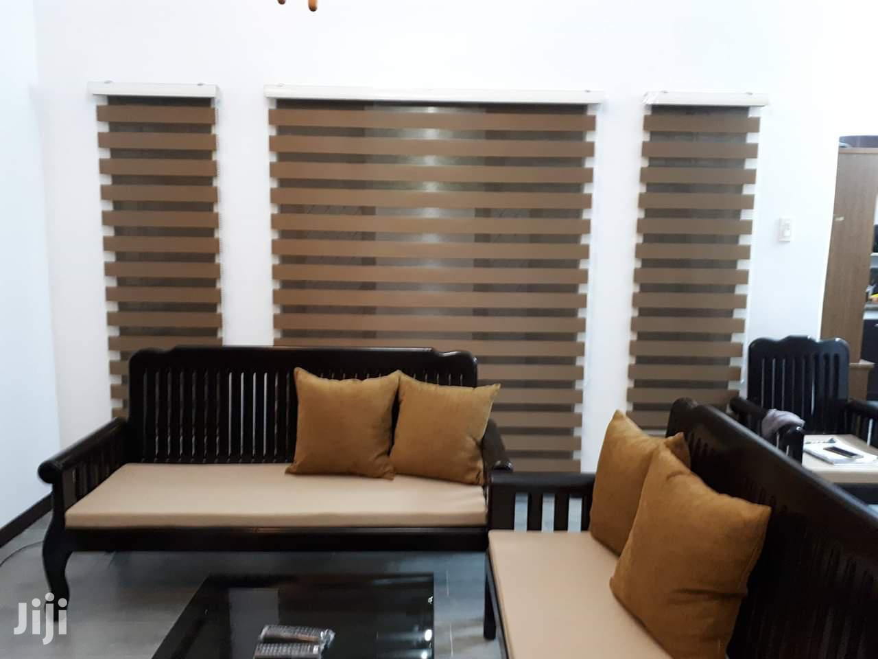 Modern Window Curtain Blinds for Homes and Offices | Home Accessories for sale in Cantonments, Greater Accra, Ghana