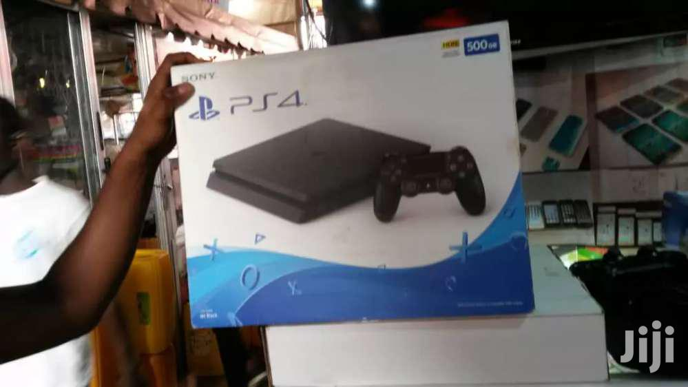 Archive: Ps4 Slim 1TB Use