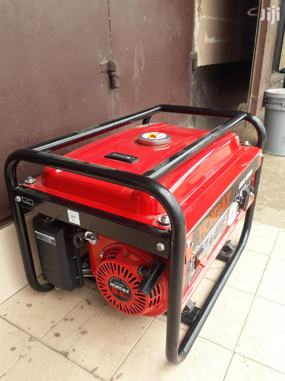 5.5 HP Honda Generator | Electrical Equipment for sale in Akweteyman, Greater Accra, Ghana