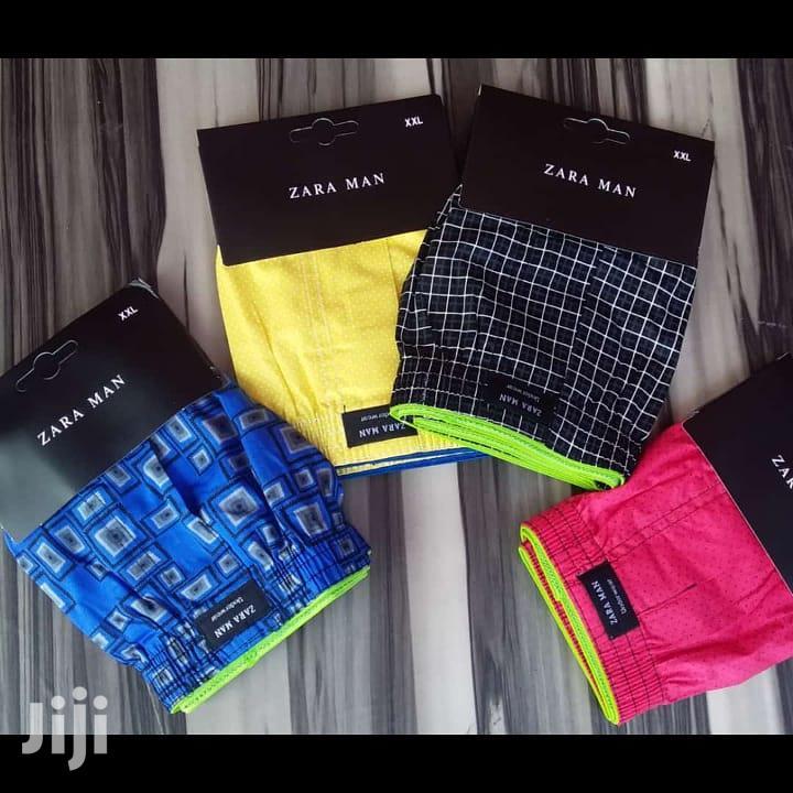 Zara Boxer Shorts