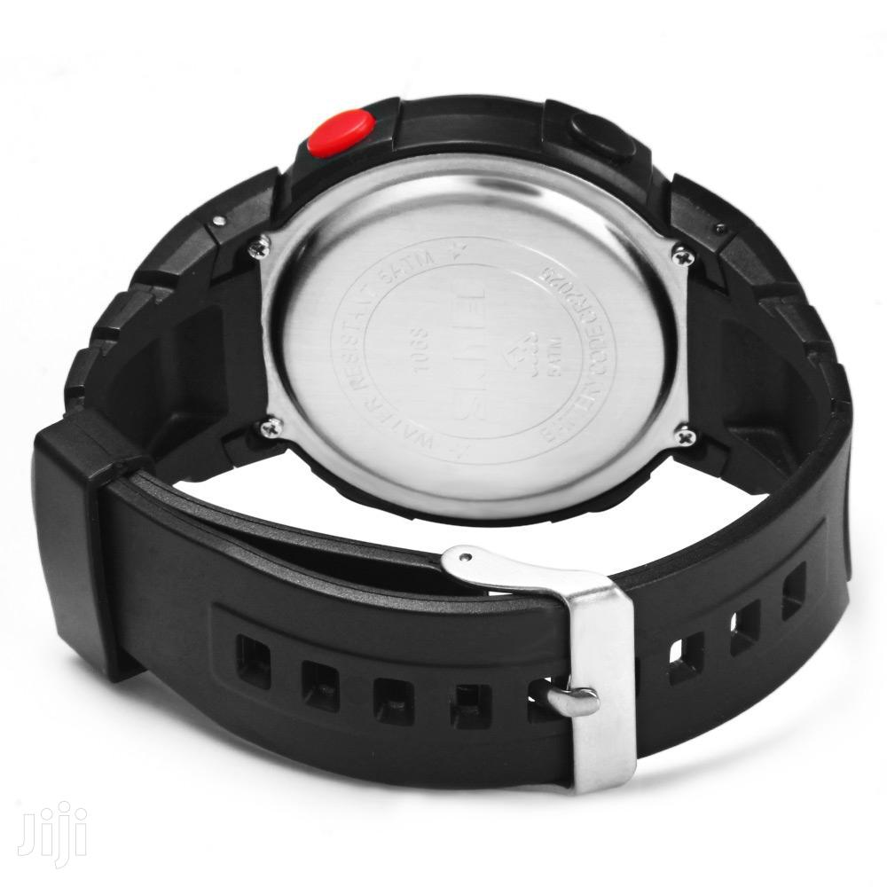 Archive: SKMEI 1068 Waterproof Men's Digital LED Sports Wrist Watch