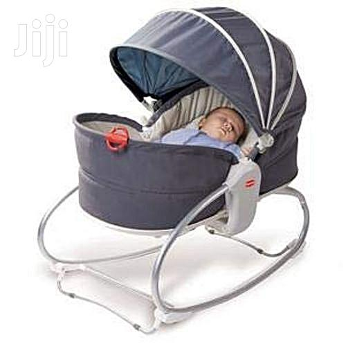 5 in 1 Baby Bassinet Rocker. | Children's Gear & Safety for sale in Tema Metropolitan, Greater Accra, Ghana