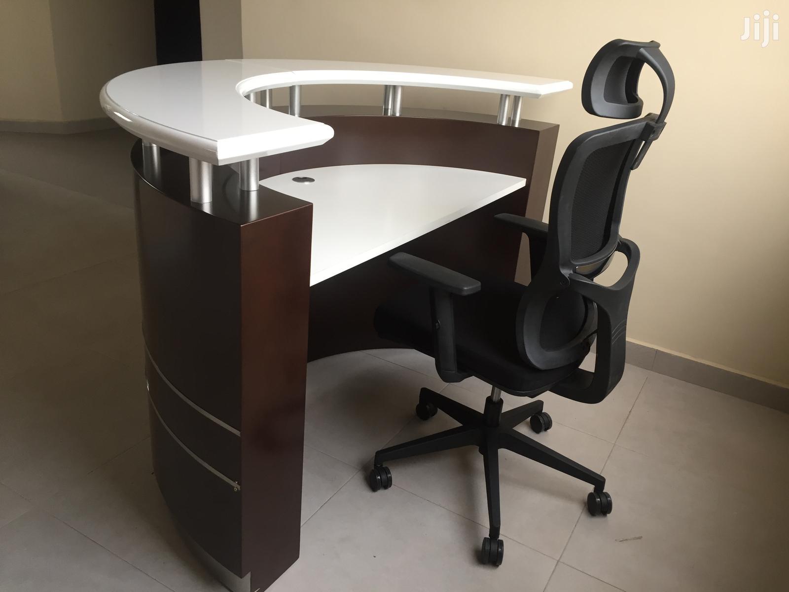 Archive: Reception Desk
