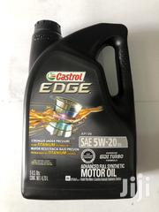 Castrol EDGE Advanced Full Synthetic Oil | Vehicle Parts & Accessories for sale in Greater Accra, East Legon