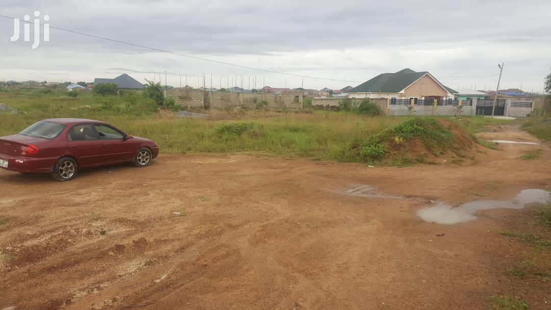 One Plot Of Land 4 Sale Amasaman