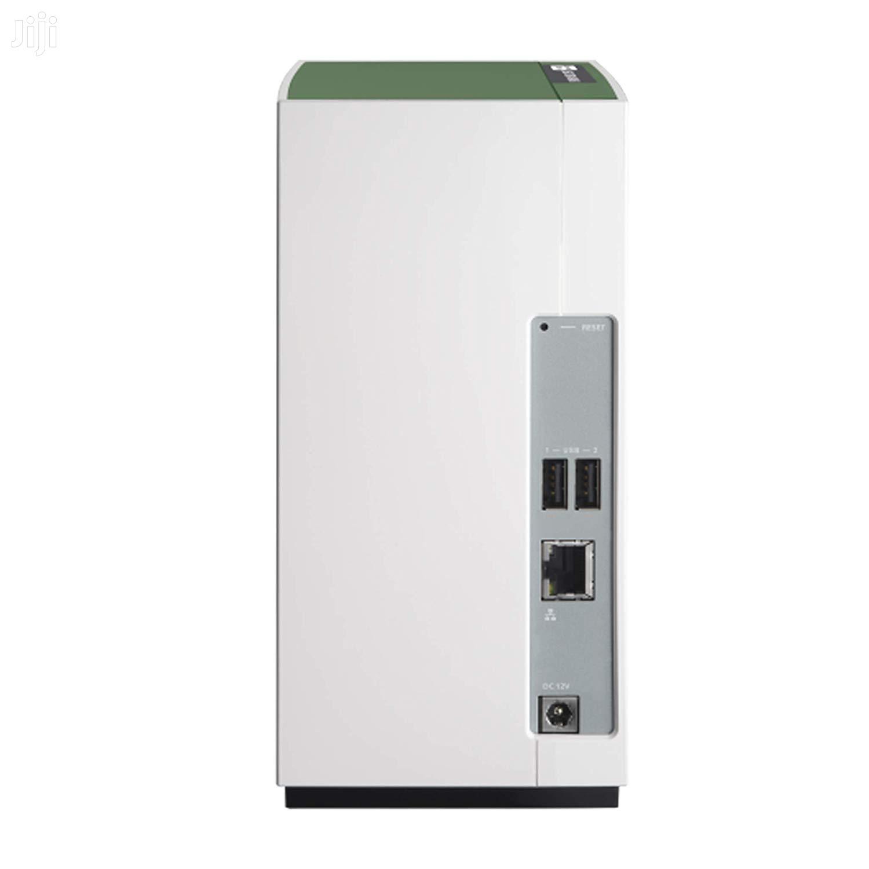 Ts-228a-Uk-Qnap 2 Bay Nas 3.5 Realtek Rtd1295 CPU Ddr4 1gb RAM 4tb