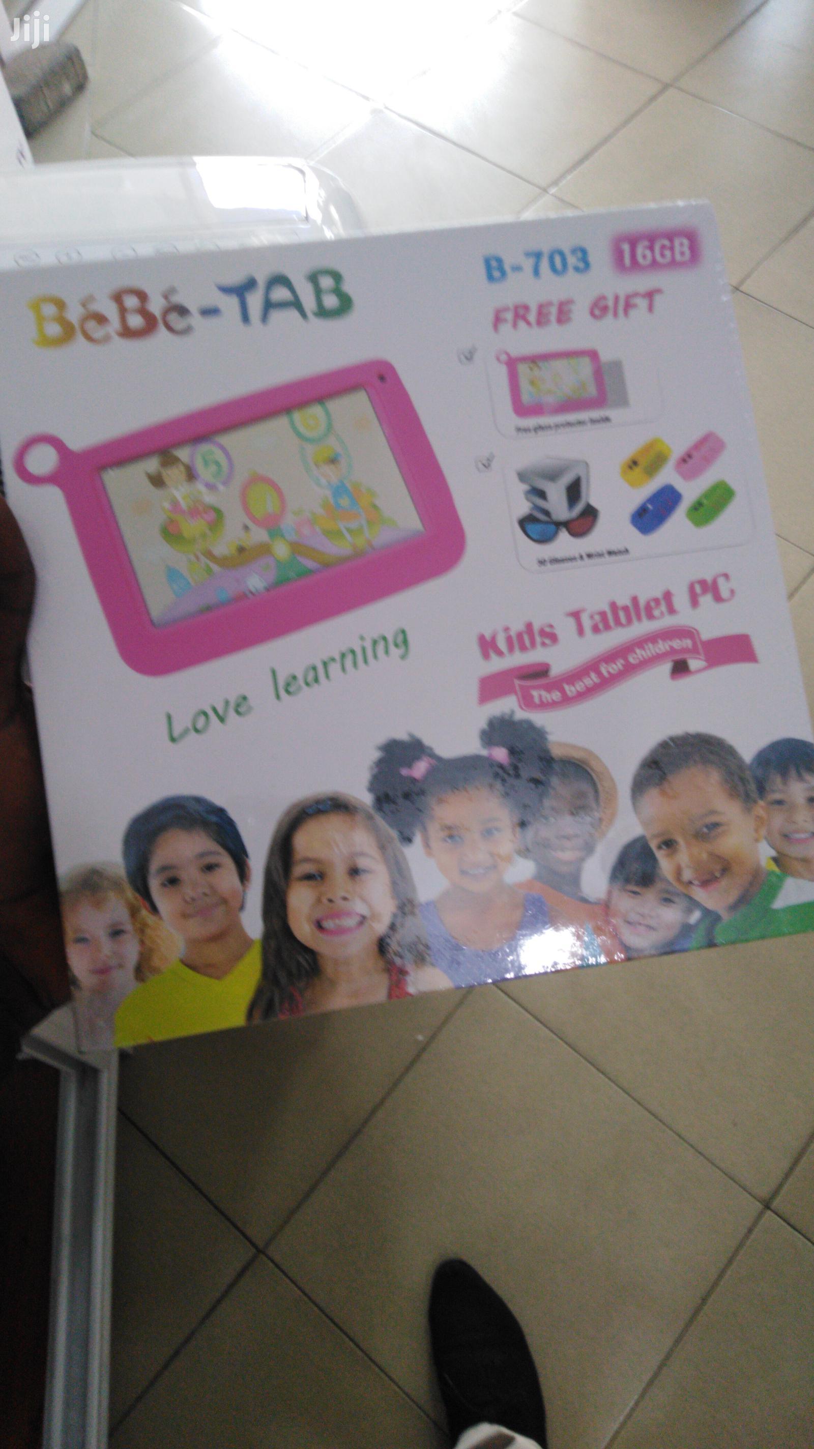 Bebe-Tab B703 Kids Educational Tablets