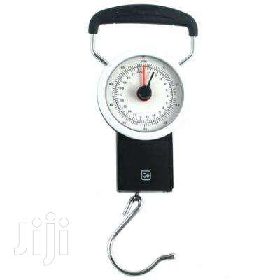 Travel Scale Manual New