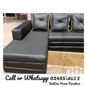 L Shape Turkish Sofa ❤ 🖤 | Furniture for sale in Greater Accra, Asylum Down