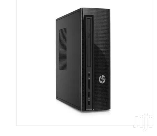 HP J3060 Intel Celeron Desktop, 4gb, 500gb HDD