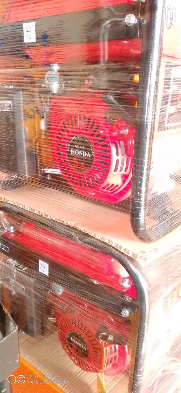 Honda 5.5hp Generators | Electrical Equipment for sale in Tema Metropolitan, Greater Accra, Ghana