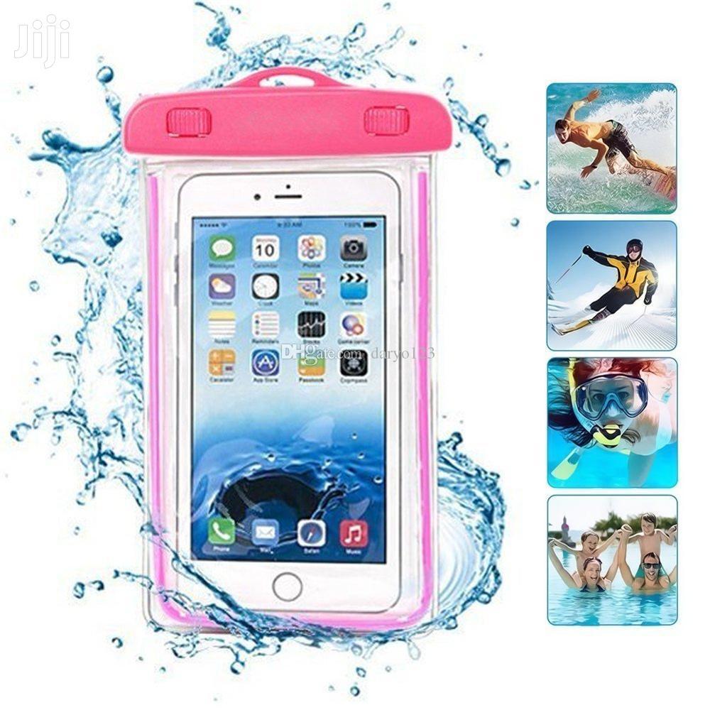 Luminous Waterproof Bag For Phones