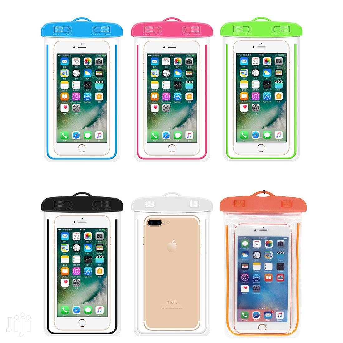 Luminous Waterproof Bag For Phones   Accessories for Mobile Phones & Tablets for sale in Ga East Municipal, Greater Accra, Ghana