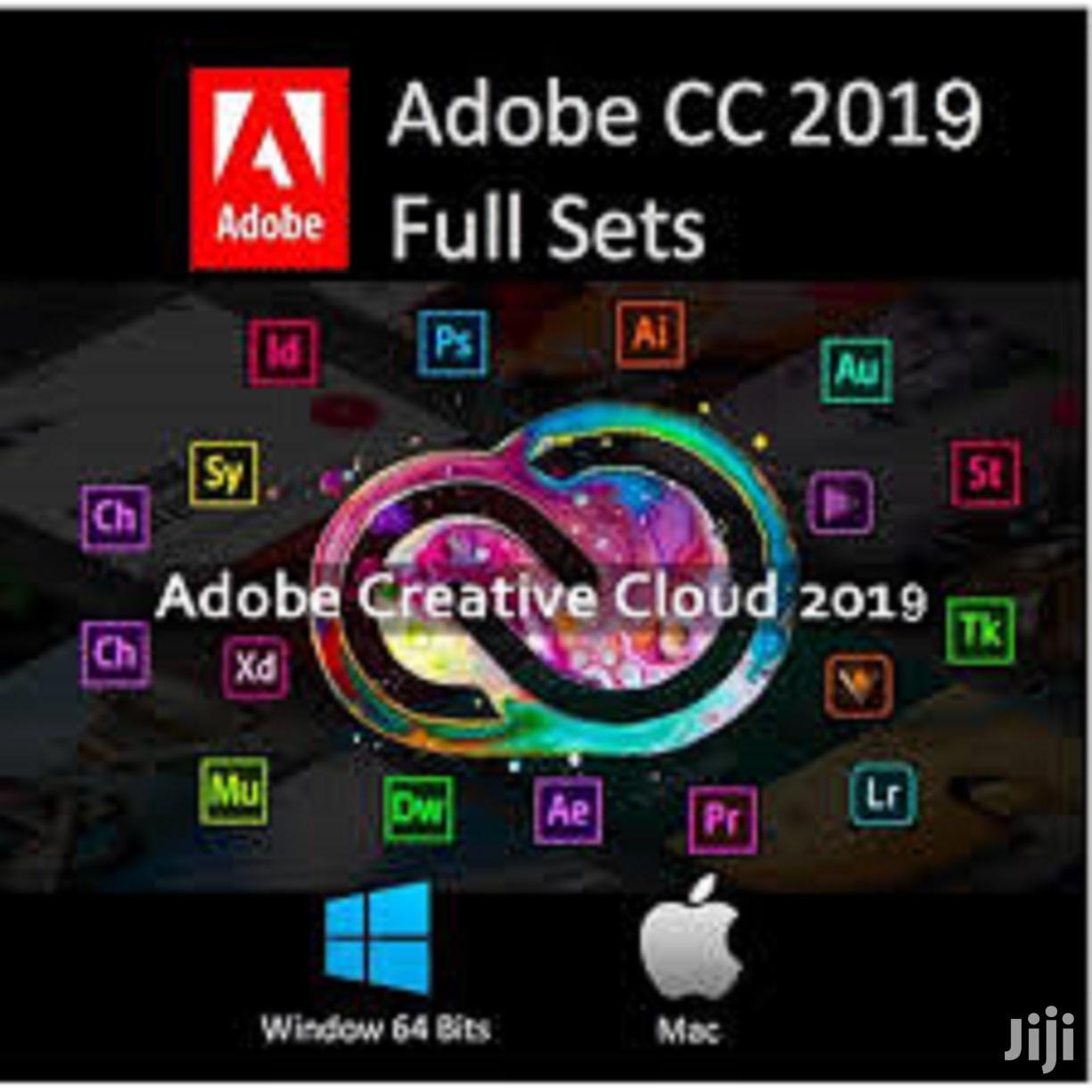 Adobe Master Collection 2020 CC