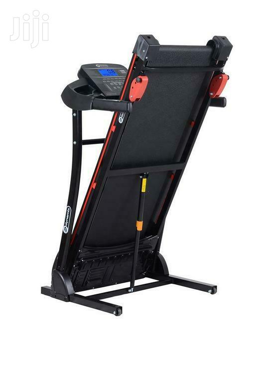 Dynamixt200d Foldable Motorised Treadmill With Manual Incline | Sports Equipment for sale in Adenta Municipal, Greater Accra, Ghana