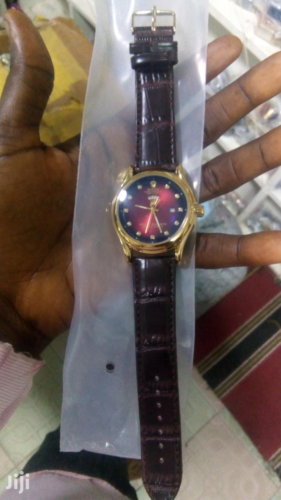 Brown Leather Rolex | Watches for sale in Kumasi Metropolitan, Ashanti, Ghana