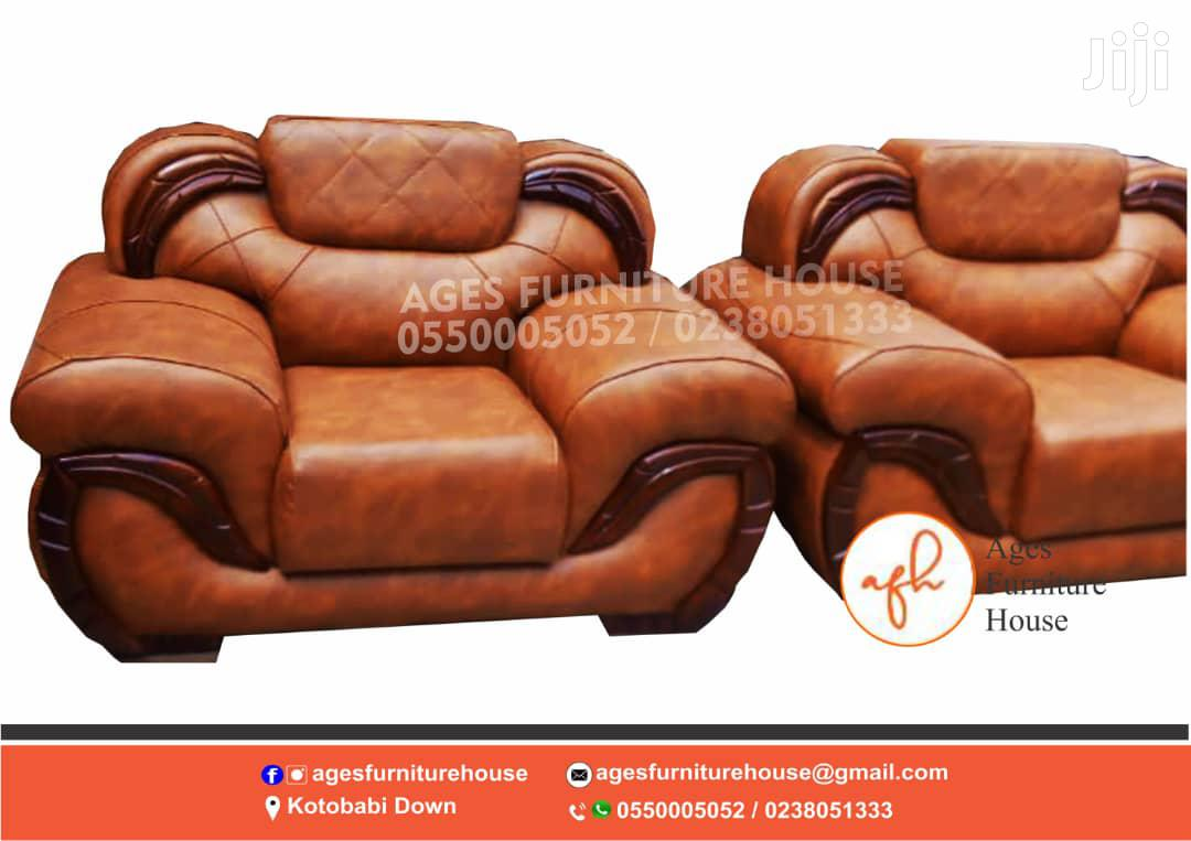 Archive: Quality Set of Couch for Sell With Free Delivery