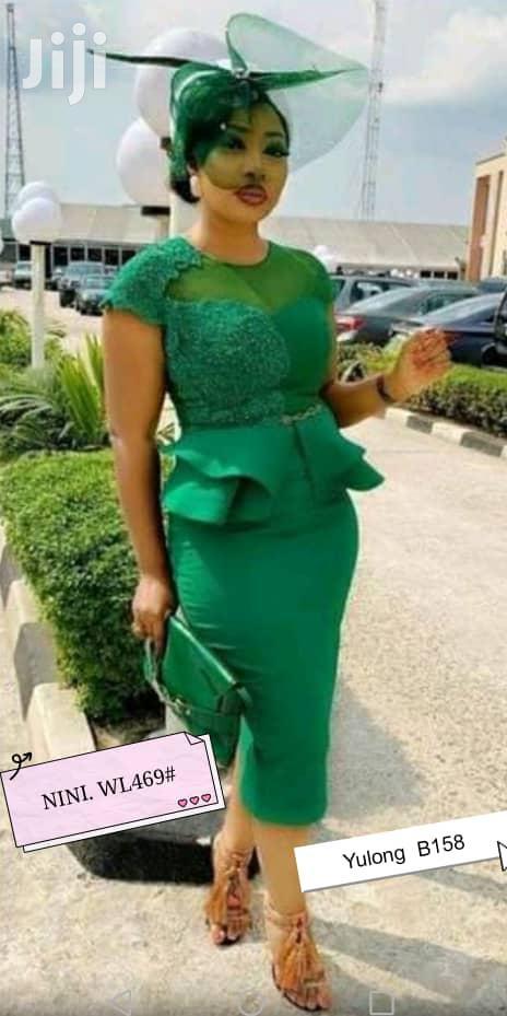 Wedding Guest Green Dress